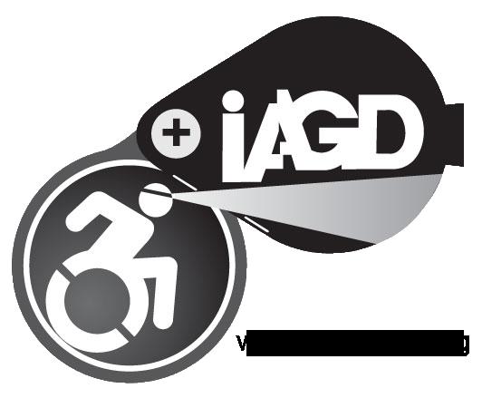 IAGD - International Association for Geoscience Diversity Accessability Logo