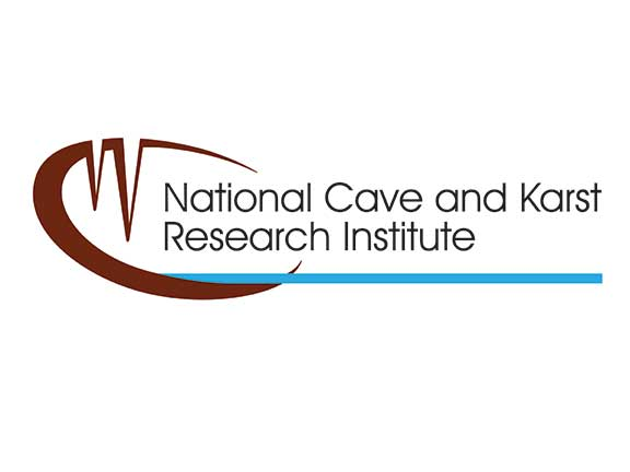The National Cave and Karst Research Institute Logo