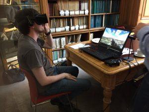 Demo of VR fieldwork